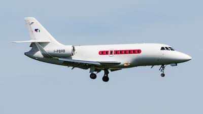 A picture of IPBRP - Dassault Falcon 2000LX -  - © Markus Schwab