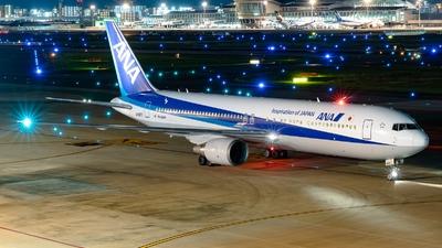 JA8971 - Boeing 767-381(ER) - All Nippon Airways (Air Japan)