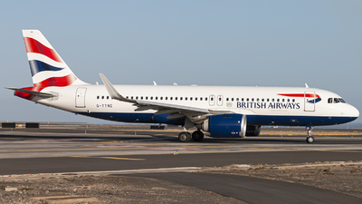 A picture of GTTNE - Airbus A320251N - British Airways - © Ioan Alonso GIl