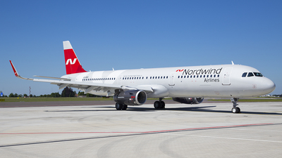 VQ-BRS - Airbus A321-211 - Nordwind Airlines