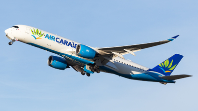 F-HTRE - Airbus A350-941 - Air Caraïbes Atlantique