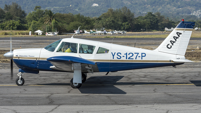 YS-127-P - Piper PA-28R-180 Cherokee Arrow - Private