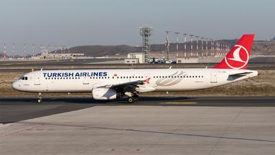 A picture of TCJMJ - Airbus A321231 - Turkish Airlines - © Ömür Sadikoglu
