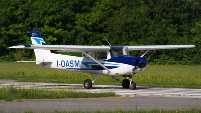 I-OASM - Reims-Cessna F152 - Cantor Air