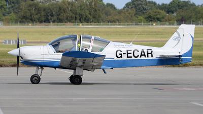G-ECAR - Robin HR200/120B - Anglian Flight Centre