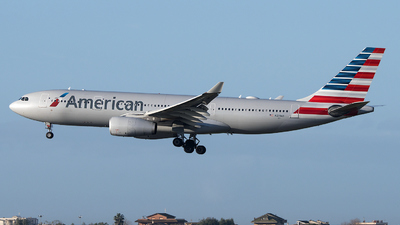 A picture of N279AY - Airbus A330243 - American Airlines - © Gianluca Mantellini