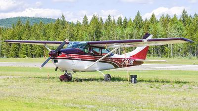 C-FCHK - Cessna 182L Skylane - Cariboo Air