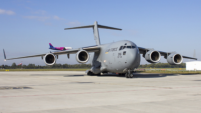 03-3116 - Boeing C-17A Globemaster III - United States - US Air Force (USAF)