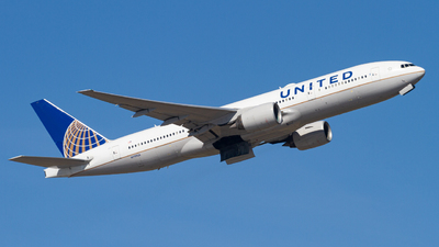 A picture of N799UA - Boeing 777222(ER) - United Airlines - © Fabian Irmler