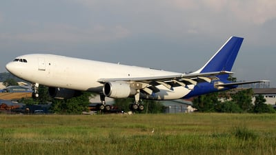 4L-AMS - Airbus A300B4-203(F) - The Cargo Airlines