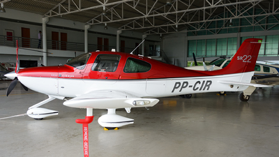 A picture of PPCIR - Cirrus SR22 - [3792] - © Thyago Thomas - AirTeamImages