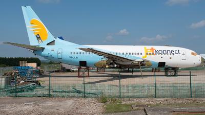 VT-JLB - Boeing 737-7Q8 - Jet Konnect