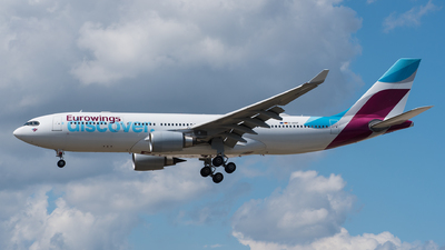 A picture of DAXGF - Airbus A330203 - Eurowings Discover - © Tim Kaempfer