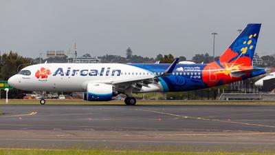 F-OTIB - Airbus A320-271N - Aircalin