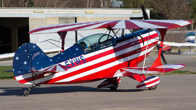 D-EXWS - Pitts S-2A Special - Private