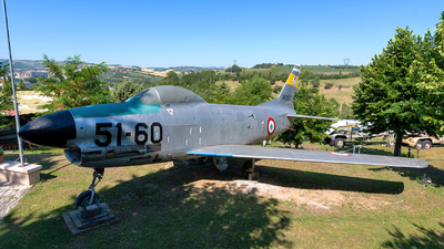 MM53-8297 - Fiat F-86K Sabre - Italy - Air Force
