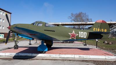 100 - Bell P-39N Aircobra - Soviet Union - Air Force