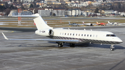 T7-SSM - Bombardier BD-700-1A10 Global Express - Business Aero