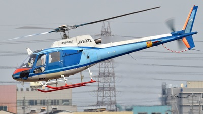 JA9332 - Eurocopter AS 350 Ecureuil - Nakanihon Air Service