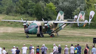 0218 - PZL-Mielec M-28B/PT Skytruck - Poland - Air Force