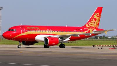 VP-BDZ - Airbus A319-111 - Tatarstan Airlines