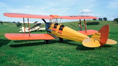 VH-AIJ - De Havilland DH-82A Tiger Moth II - Private