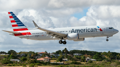 N342RX - Boeing 737-8 MAX - American Airlines