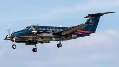 N687SB - Beechcraft 300 Super King Air - Private