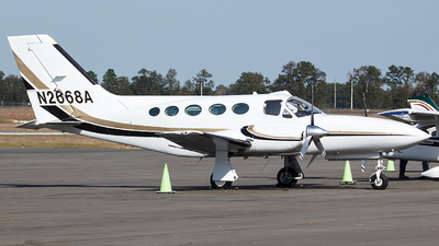 N2668A - Cessna 421C Golden Eagle - Private