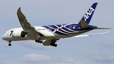 JA802A - Boeing 787-8 Dreamliner - All Nippon Airways (Air Japan)