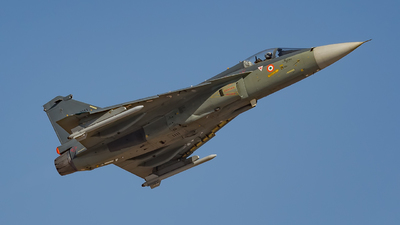 KH2013 - Hindustan Aeronautics LCA Tejas Mk.I - India - Air Force