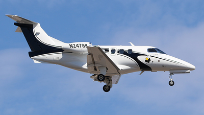 N247SK - Embraer EMB-500 - Private