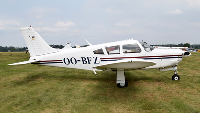 OO-BFZ - Piper PA-28R-200 Cherokee Arrow II - Private