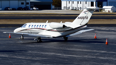 A picture of N400TG - Cessna 525B CitationJet CJ3 - Delta Private Jets - © Agustin Anaya