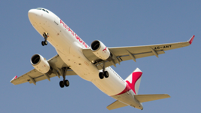 A6-ANT - Airbus A320-214 - Air Arabia