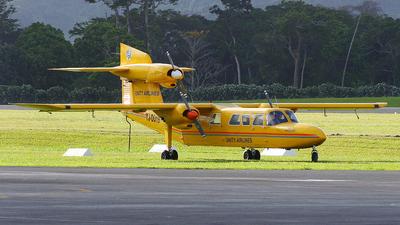 YJ-0019 - Britten-Norman BN-2A Mk.III-2 Trislander - Unity Airlines