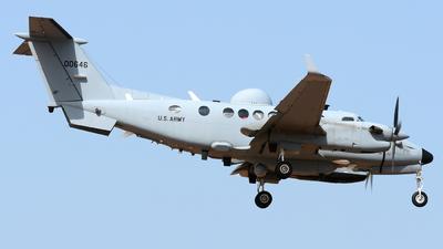 09-00646 - Beechcraft MC-12W Liberty - United States - US Army