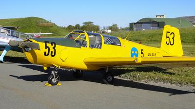 LN-AAB - Saab 91B Safir - Private