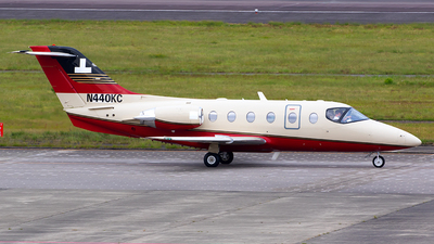 N440KC - Hawker Beechcraft 400A - Private