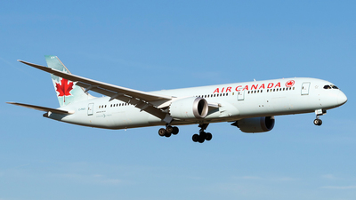 C-FNOI - Boeing 787-9 Dreamliner - Air Canada