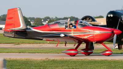 A picture of N896PS - Van's RV7A - [72074] - © MICHAELWang
