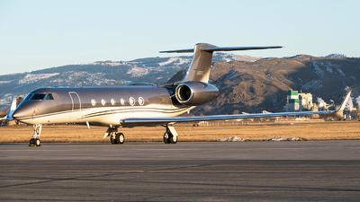 N6PC - Gulfstream G-IV - Private