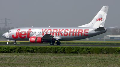 G-CELB - Boeing 737-377 - Jet2.com