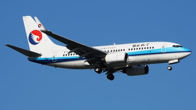 B-5215 - Boeing 737-75C - Hebei Airlines
