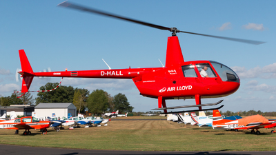 D-HALL - Robinson R44 Raven - Air Lloyd
