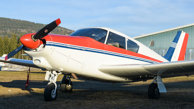 C-FEUV - Piper PA-24-250 Comanche - Private