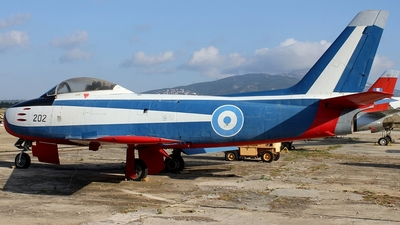 19169 - Canadair CL-13-2 Sabre - Greece - Air Force