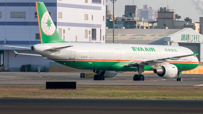 B-16203 - Airbus A321-211 - Eva Air
