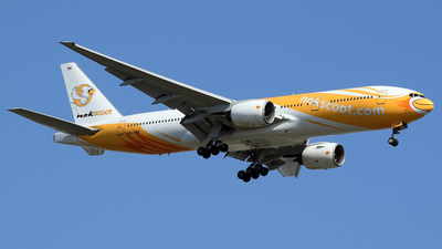 A picture of HSXBE - Boeing 777212(ER) - [32334] - © Omid83