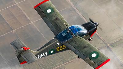 92-5355 - Pakistan MFI-17 Mushshak - Pakistan - Army Aviation